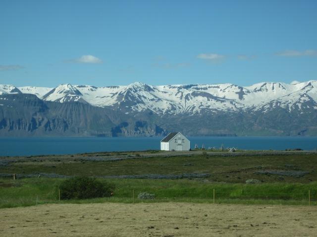 near Husavik (photo by A. Chapman)