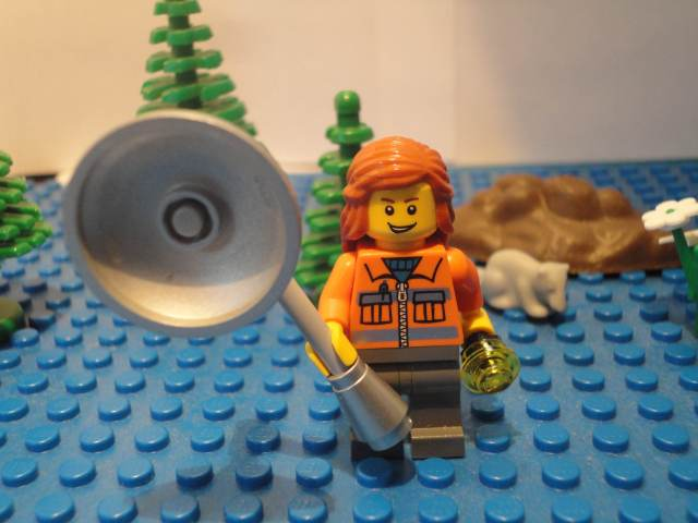 LEGO Chiropterist