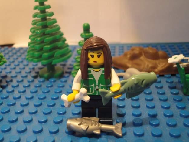 LEGO Ichthyologist