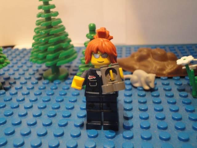 LEGO Ornithologist