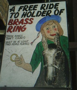 Grab The Brass Ring
